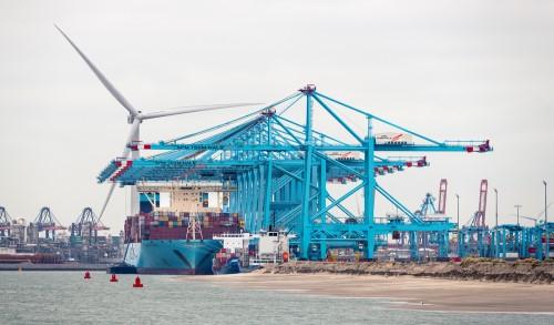Moín Container Terminal<br>莫因集裝箱碼頭