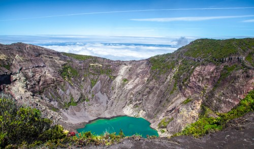 Irazú Volcano<br>伊拉蘇火山