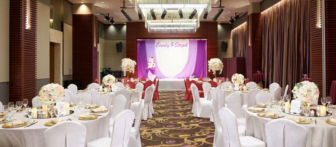 The Cityview - Crystal Ballroom <br> 城景國際 水晶殿